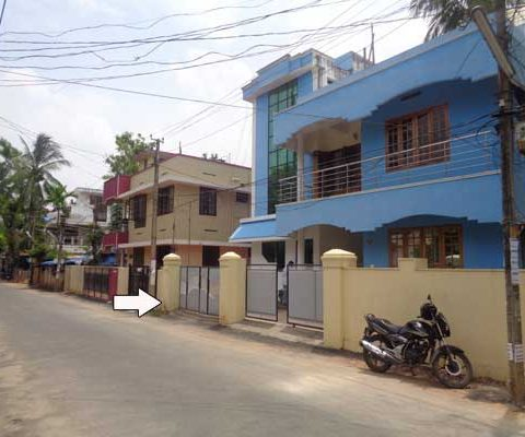 Commercial space for Rent at Pattoor Trivandrum Kerala0