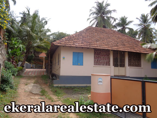 5 5 Cents Land Old Tiled House Sale at Udara Shiromani Road