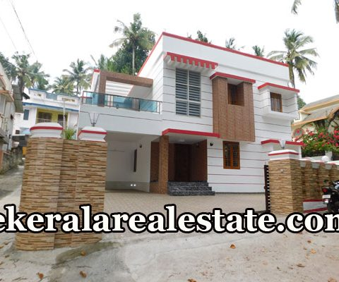 6 Cents 2500 Sqft 5 Bhk House Sale at Kuravankonam Kowdiar Trivandrum Kuravankonam Real Estate Properties