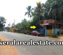Main Road Frontage 8 Cents Land Sale at Machinadu Thachottukavu Trivandrum