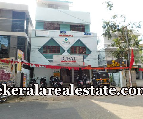 Commercial Building Office Space for Rent at Thycaud TrivandrumThycaud Real Estate Properties