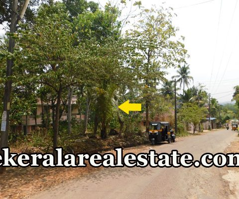 10 Cents Residential Land Sale at Kallayam Road Enikkara Peroorkada Trivandrum