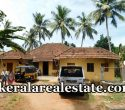 16 Cents Cents Land and Old Tiled House For Sale at Kunnapuzha Thirumala Trivandrum