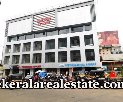 Shop, Showroom, Office Space For Rent at Capital Tower Statue Trivandrum