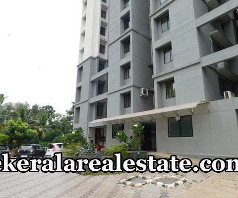 3 Bhk 1540 Sqft Flat For Rent at Poojappura Melaranoor Sowparnika City Crown Trivandrum