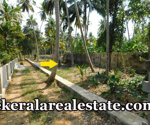 3 Cents Residential Plots Sale at Maruthoorkadavu Kalady karamana Trivandrum