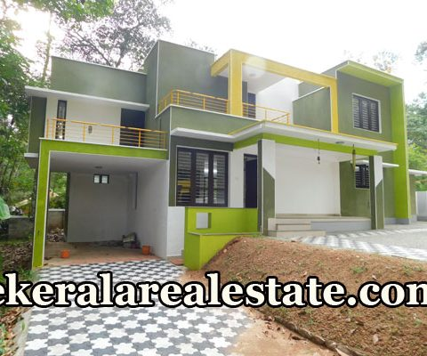 Independent New House 68 Lakhs Sale at Malayinkeezhu Manapuram Trivandrum