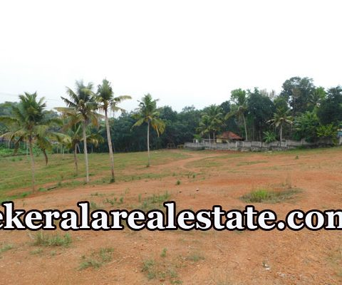 2 Acre 50 Cents Land For Sale at Kattaikonam Near Kazhakuttom Pothencode Highway