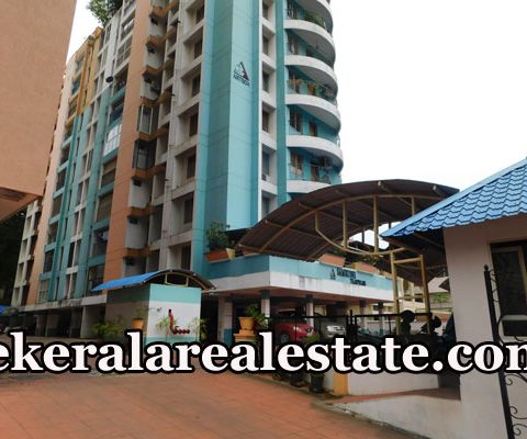 2 BHk Semi Furnished Artech Flat For Sale at Thampuranmukku Kunnukuzhy Trivandrum