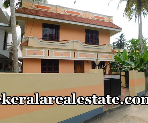 5 Cent 1700 Sqft 3 BHk 60 Lakhs House Sale at Kalady Karamana Trivandrum