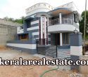 55 Lakhs 4 Cents 1600 Sqft New House Sale at Nettayam Vattiyoorkavu Trivandrum