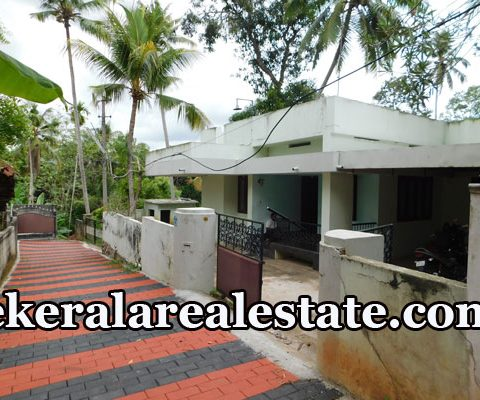 House for Rent at Ulloor Prasanth Nagar Trivandrum
