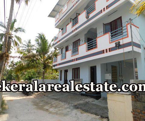1 Bedroom apartment with kitchen for rent at pettah trivandrum