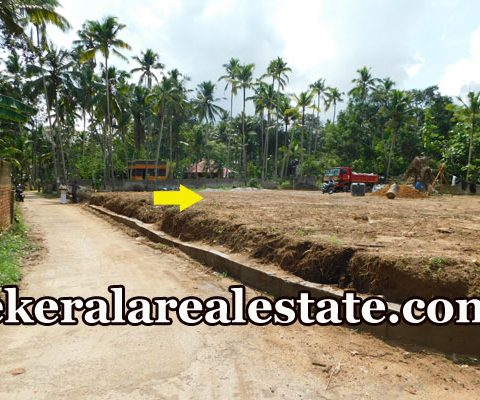 Residential Land Plots For Sale Near Enikkara Trivandrum Enikkara real Estate properties
