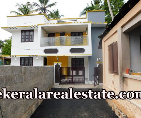 house for sale in sreekariyam chruvaikkal