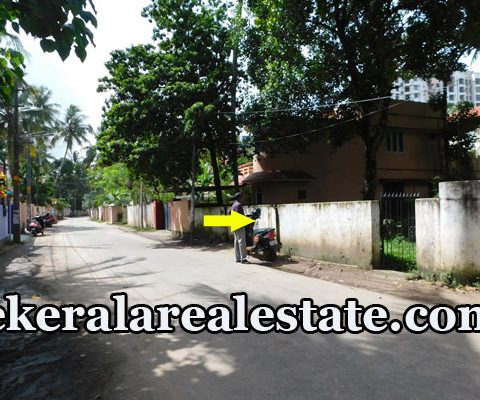 12 Cents Residential Land Sale at Anayara Pettah Trivandrum