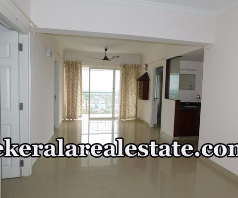 3 BHk Flat For Rent at Four PIllars Heera Flat at Killipalam Karamana