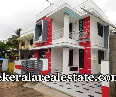 47 Lakhs 3 Cent 1400 Sqft New House Sale at Moonnamoodu Vattiyoorkavu Trivandrum