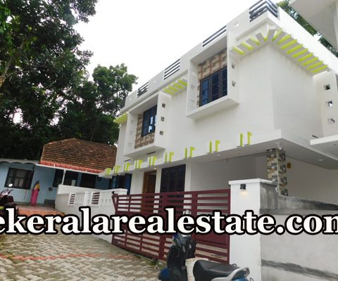 55 Lakhs 3 Cents 1600 Sqft New House Sale at Darsan Lane Nettayam Vattiyoorkavu