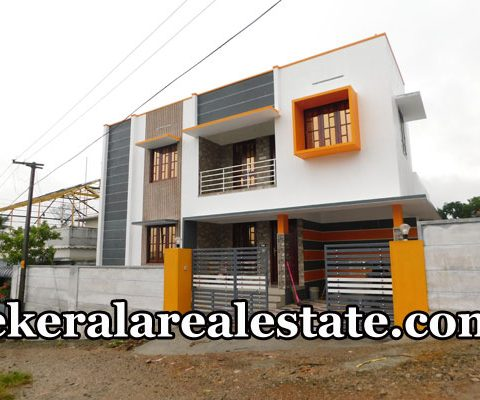 58 Lakhs 5 Cents 1650 Sqft New House Sale at Enikkara Karakulam