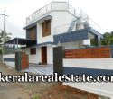 6.25 Cent 1900 Sqft New 3 BHk House Sale at Mukkola Mannanthala Trivandrum