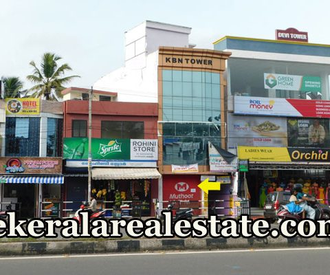 ATM Space for Rent at Kaimanam Jn Karamana Trivandrum