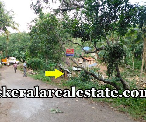 2.25 Acre Rock and Land Sale at Thazhe Elampa Mudakkal Attingal Trivandrum
