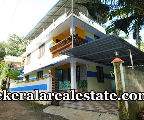 3 Cents 1200 Sqft 3 BHk 32 Lakhs New House Sale at Thachottukavu Trivandrum
