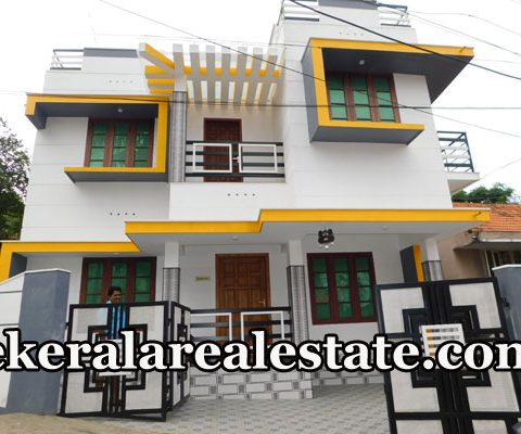 3 Cents 1400 Sqft New House Sale at Irukunnam Nettayam Trivandrum