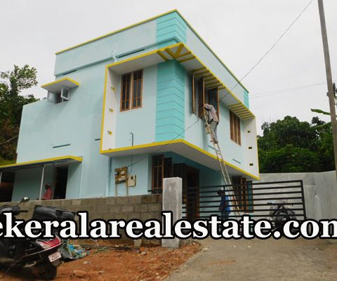 3.5 Cents 1100 Sqft New House Sale at Enikkara Karakulam Trivandrum
