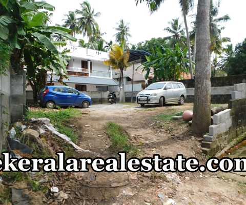 5.5 Cents Residential Land Sale at Nalanchira Trivandrum