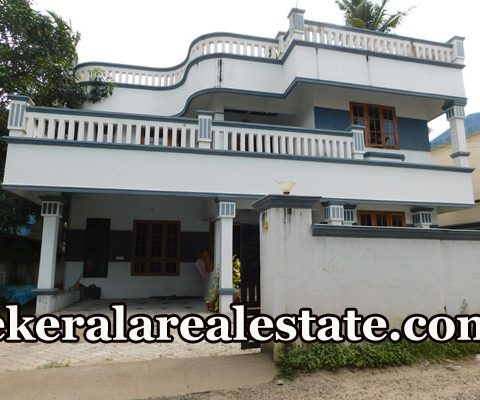 8.5 Cents 2600 Sqft New House Sale at All Saints College Vettukad Chackai Trivandrum