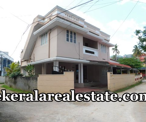 Independent House For Rent at Pongumoodu Ulloor Sreekariyam Trivandrum