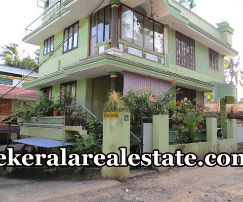 2 BHK House For Rent at Kudappanakunnu VP Thampi Road