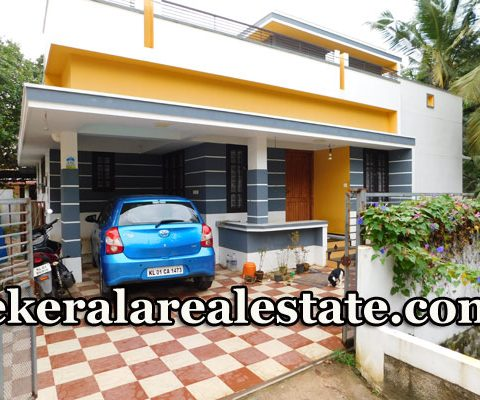 5 Cents 1580 Sqft New House Sale Near Nettayam ARR Public School