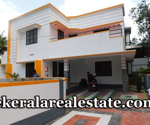 5 Cents 1600 Sqft 65 Lakhs New House Sale at Mangattukonam Kazhakuttam