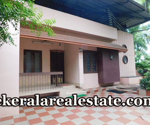 6.5 Cents 1200 Sqft 3 BHk House Sale at Sreerangam Lane Sasthamangalam