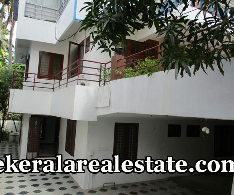 Independent Single Storey House For Rent at Pattom Trivandrum