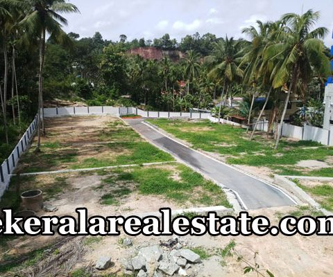 Residential Plots For Sale Near Technopark Thrippadapuram