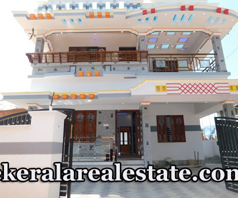 65 Lakhs 4.5 Cents 2200 Sqft New House Sale at Pidaram Thirumala