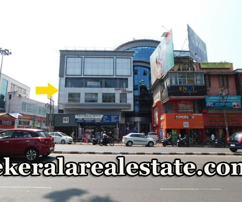 Commercial Building Office Space for Rent at Capital Towers Statue Trivandrum