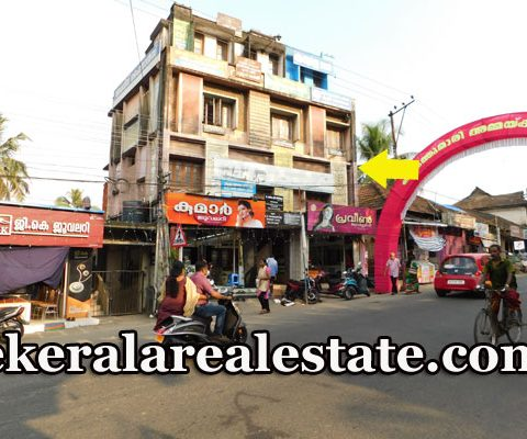 Commercial Space Shop Space For Sale at Nedumangad Junction