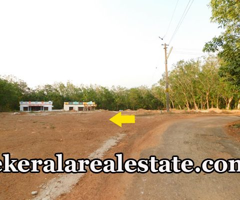 House Plots For Sale at Chemboor Attingal Trivandrum Price Below 1.5 Lakhs Per Cent