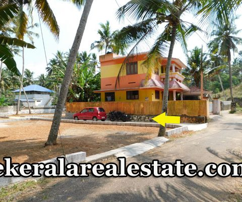Residential House Plots for Sale at Benedict Nagar Nalanchira Trivandrum