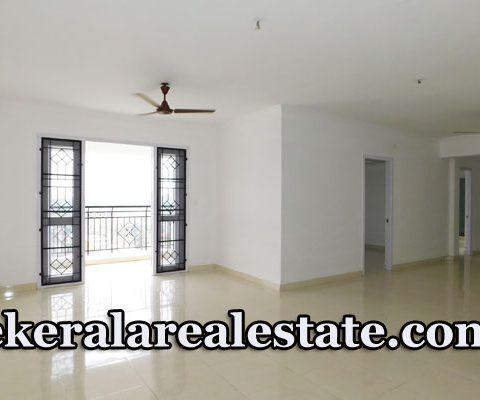 3 BHK 1770 Sqft SFS Flat For Sale at Pattom