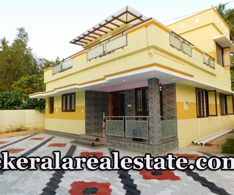 49 Lakhs 6 Cents 1500 Sqft New House Sale at Thachottukavu Peyad
