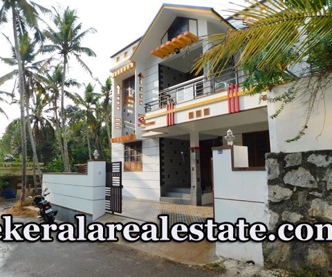 55 Lakhs 4 Cents 1900 Sqft New House Sale at Mangattukadavu Thirumala