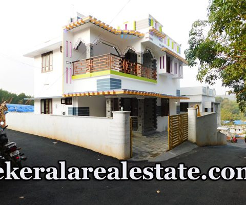 58 Lakhs 4 Cents 1800 Sqft New House Sale at Pidaram Thirumala