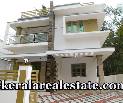 65 Lakhs 5 Cents 2100 Sqft New House Sale at Kundamankadavu Thirumala