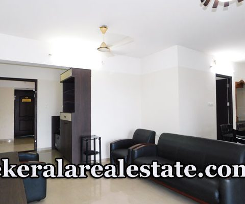 Semi Furnished 3 BHK Flat For Rent at Kumarapuram KIMS Road